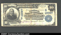 National Bank Notes:West Virginia, Williamson, WV - $10 1902 Plain Back Fr. 628 The NB of Co...