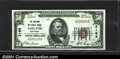 National Bank Notes:Wisconsin, Ashland, WI - $50 1929 Ty. 1 The Ashland NB Ch. # 3196...