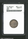 Early Dimes, 1801 10C