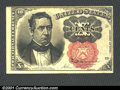 Fractional Currency:Fifth Issue, 10c Fifth Issue, Meredith, Fr-1266, AU. ...