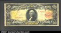 Large Size:Gold Certificates, 1905 $20 Gold Certificate, Fr-1180, Fine. A really nice looking...