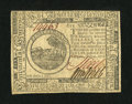 Colonial Notes:Continental Congress Issues, Continental Currency July 22, 1776 $6 Very Fine-Extremely Fine....