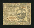 Colonial Notes:Continental Congress Issues, Continental Currency November 29, 1775 $2 Very Fine-ExtremelyFine....