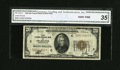 Small Size:Federal Reserve Bank Notes, Fr. 1870-C $20 1929 Federal Reserve Bank Note. CGA Very Fine 35.. ...