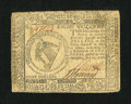Colonial Notes:Continental Congress Issues, Continental Currency July 22, 1776 $8 Fine-Very Fine....