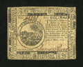 Colonial Notes:Continental Congress Issues, Continental Currency May 10, 1775 $6 Extremely Fine....
