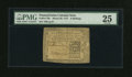 Colonial Notes:Pennsylvania, Pennsylvania March 20, 1773 6s PMG Very Fine 25....