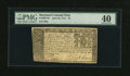 Colonial Notes:Maryland, Maryland April 10, 1774 $4 PMG Extremely Fine 40....