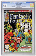 Modern Age (1980-Present):Superhero, Fantastic Four #230 (Marvel, 1981) CGC NM/MT 9.8 Off-white to whitepages....