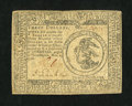 Colonial Notes:Continental Congress Issues, Continental Currency November 2, 1776 $3 Extremely Fine....