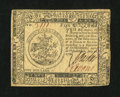 Colonial Notes:Continental Congress Issues, Continental Currency July 22, 1776 $5 Very Fine....