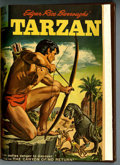 Silver Age (1956-1969):Adventure, Tarzan #122-131 Bound Volume (Dell, 1960-62)....