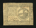 Colonial Notes:Continental Congress Issues, Continental Currency February 26, 1777 $2 Extremely Fine....