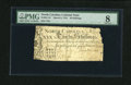 Colonial Notes:North Carolina, North Carolina March 9, 1754 30s PCGS Very Good 08....