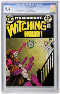 Bronze Age (1970-1979):Horror, The Witching Hour #36 (DC, 1973) CGC NM 9.4 Off-white pages....