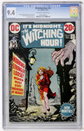 Bronze Age (1970-1979):Horror, The Witching Hour #24 (DC, 1972) CGC NM 9.4 Off-white to whitepages....