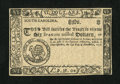 Colonial Notes:South Carolina, South Carolina December 23, 1776 $6 Choice New....
