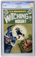 Bronze Age (1970-1979):Horror, The Witching Hour #33 (DC, 1973) CGC NM 9.4 Off-white pages....