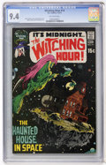Bronze Age (1970-1979):Horror, The Witching Hour #14 (DC, 1971) CGC NM 9.4 Off-white pages....