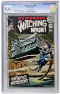Bronze Age (1970-1979):Horror, The Witching Hour #21 (DC, 1972) CGC NM 9.4 Off-white pages....