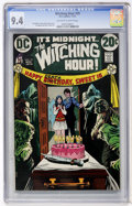 Bronze Age (1970-1979):Horror, The Witching Hour #25 (DC, 1972) CGC NM 9.4 Off-white to whitepages....