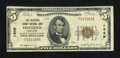 National Bank Notes:Maryland, Frederick, MD - $5 1929 Ty. 1 The Frederick County NB Ch. # 1449....