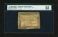 Colonial Notes:Maryland, Maryland August 14, 1776 $6 PMG Very Fine 25....