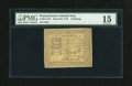Colonial Notes:Pennsylvania, Pennsylvania March 20, 1773 4s PMG Choice Fine 15....