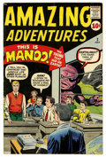 Silver Age (1956-1969):Horror, Amazing Adventures #2 (Marvel, 1961) Condition: FN....