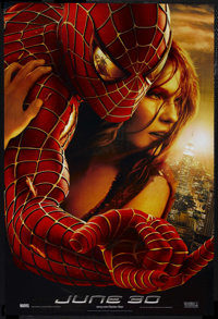 "Spider-Man 2 (Columbia, 2004). One Sheet (27"" X 40"") Advance. Action"