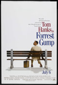 "Movie Posters:Comedy, Forrest Gump (Paramount, 1994). One Sheet (27"" X 40""). ComedyDrama. Starring Tom Hanks, Robin Wright, Gary Sinise, Mykelti ..."