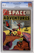 Silver Age (1956-1969):Science Fiction, Space Adventures #52 Bethlehem pedigree (Charlton, 1963) CGC VF+ 8.5 Off-white to white pages....