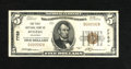 Rogers, AR - $5 1929 Ty. 1 The First NB Ch. # 7789 This is a rare national as this becomes only the second small size e...