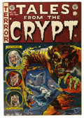 Golden Age (1938-1955):Horror, Tales From the Crypt #35 (EC, 1953) Condition: FN....