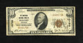 Rogers, AR - $10 1929 Ty. 1 The American NB Ch. # 10750 This note is from a scarce bank in Benton County in the northwe...