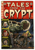 Golden Age (1938-1955):Horror, Tales From the Crypt #37 (EC, 1953) Condition: FN....