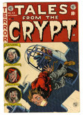 Golden Age (1938-1955):Horror, Tales From the Crypt #43 (EC, 1954) Condition: FN+....