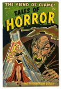 Golden Age (1938-1955):Horror, Tales of Horror #6 (Toby Publishing, 1953) Condition: VF....