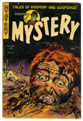 Golden Age (1938-1955):Horror, Mister Mystery #11 (Aragon Magazines, Inc., 1953) Condition: VG....
