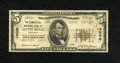 National Bank Notes:Arkansas, Little Rock, AR - $5 1929 Ty. 2 The Commercial NB Ch. # 14000. Three things stand out about this Very Good-Fine exa...