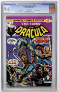 Bronze Age (1970-1979):Horror, Tomb of Dracula #30 (Marvel, 1975) CGC NM+ 9.6 White pages....