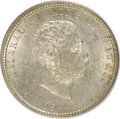 Coins of Hawaii: , 1883 25C Hawaii Quarter MS62 PCGS. PCGS Population (143/667). NGCCensus: (78/401). Mintage: 500,000. (#10987)...