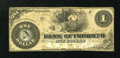 Canadian Currency: , Toronto, CW- The Colonial Bank of Canada $1 March 15, 1861 Ch. #130-10-02-02. ...