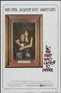 "The Thief Who Came to Dinner (Warner Brothers, 1973). One Sheet (27"" X 41"") Style B. Comedy"