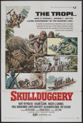 "Movie Posters:Adventure, Skullduggery (Universal, 1970). One Sheet (27"" X 41"").Adventure...."