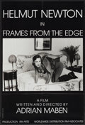 "Movie Posters:Documentary, Frames from the Edge (RM Films, 1989). French Poster (30.5"" X 45.5""). Documentary...."