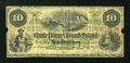 Canadian Currency: , Charlotte Town, PEI- Bank of Prince Edward Island $10 Jan. 1, 1872Ch. # 600-12-14R. ...