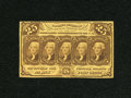 Fractional Currency:First Issue, Fr. 1281 25c First Issue Choice New....