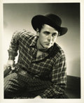 """Movie Posters:Western, The Desperadoes (Columbia, 1943). Glenn Ford Publicity Still by George Hurrell (8"""" X 10"""")...."""