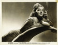 "Movie Posters:Crime, It All Came True (Warner Brothers, 1940). Ann Sheridan PublicityStill by George Hurrell (8"" X 10"")...."